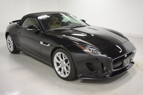 Pre Owned 2014 Jaguar F TYPE V6 S With Navigation