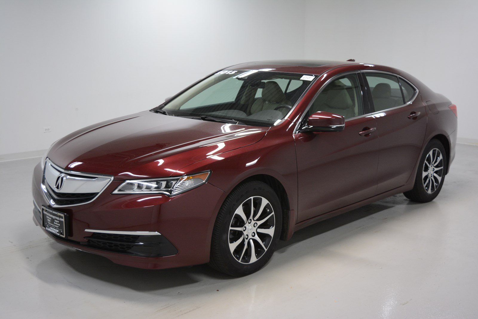 PreOwned Acura TLX Tech Dr Car In Elmhurst JP Jaguar - Acura tl lease offers