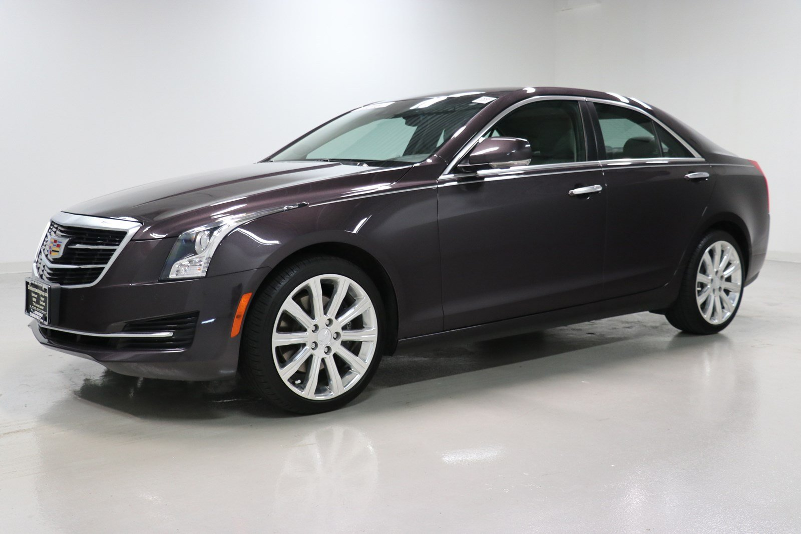 Pre Owned 2015 Cadillac Ats Luxury Awd Awd