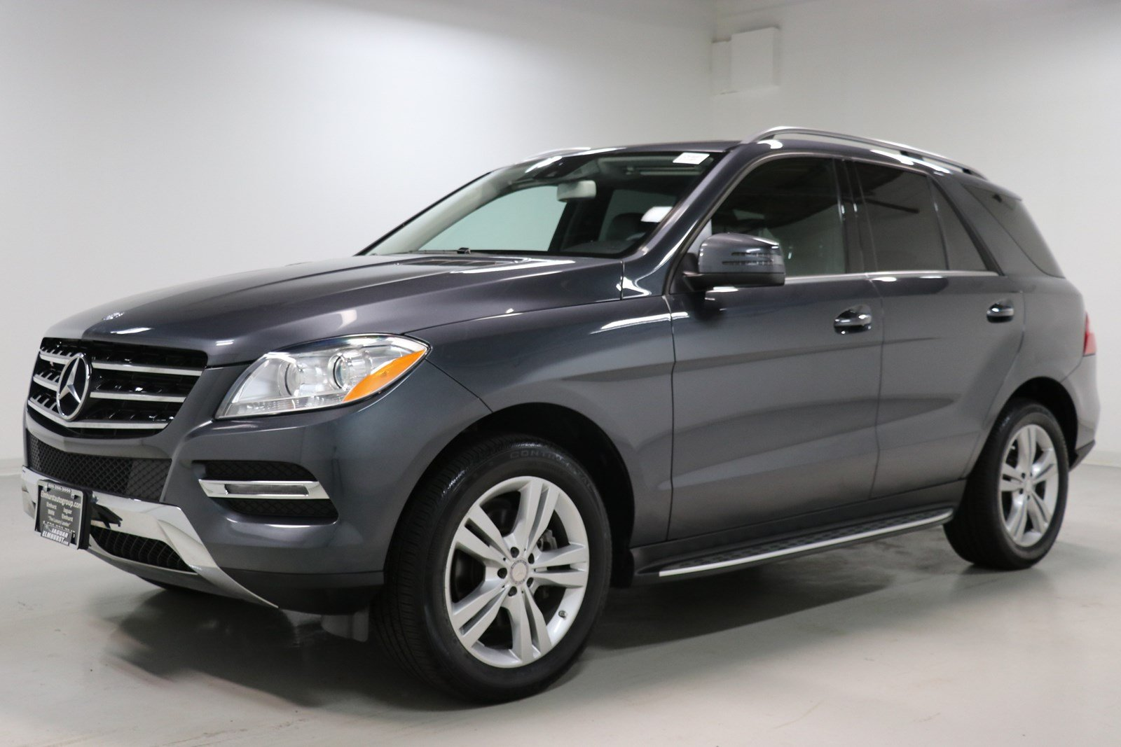 Pre-Owned 2015 Mercedes-Benz ML350 4MATIC ML 350