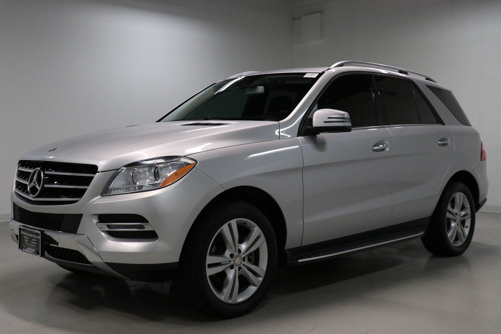 Pre Owned 2014 Mercedes Benz ML350 4MATIC ML 350