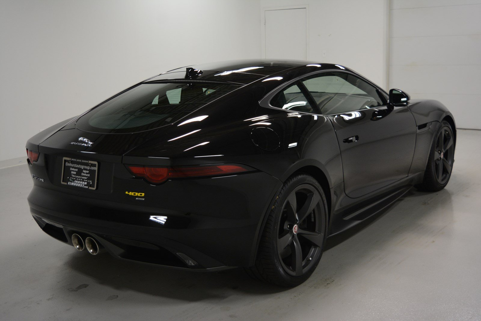 new 2018 jaguar f type 400 sport 2dr car in elmhurst j1643 jaguar elmhurst. Black Bedroom Furniture Sets. Home Design Ideas