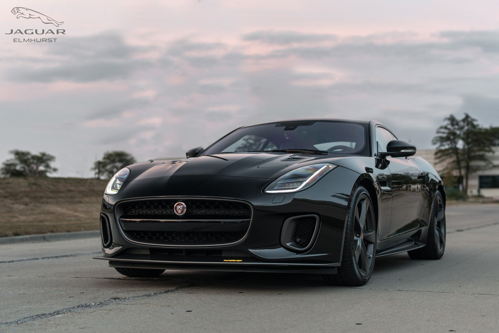 new 2018 jaguar f type 400 sport 2dr car in elmhurst. Black Bedroom Furniture Sets. Home Design Ideas