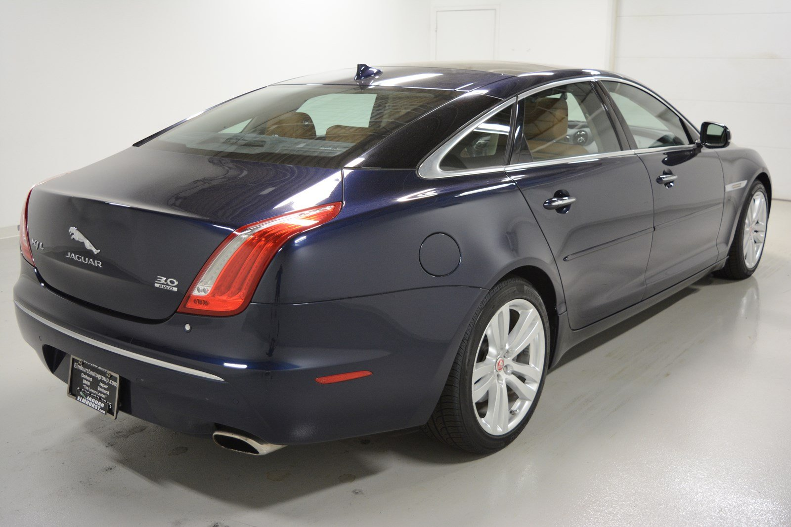 pre owned 2014 jaguar xjl xjl portfolio 4dr car in. Black Bedroom Furniture Sets. Home Design Ideas